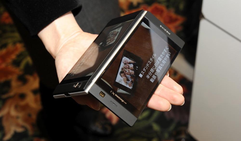 Самые необычные форм-факторы смартфонов