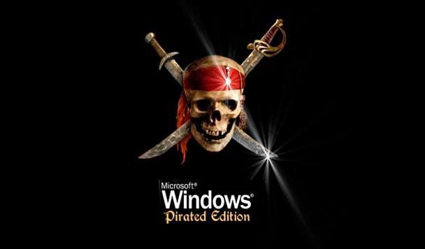 Пиратское ПО открывает Украину для киберпреступности
