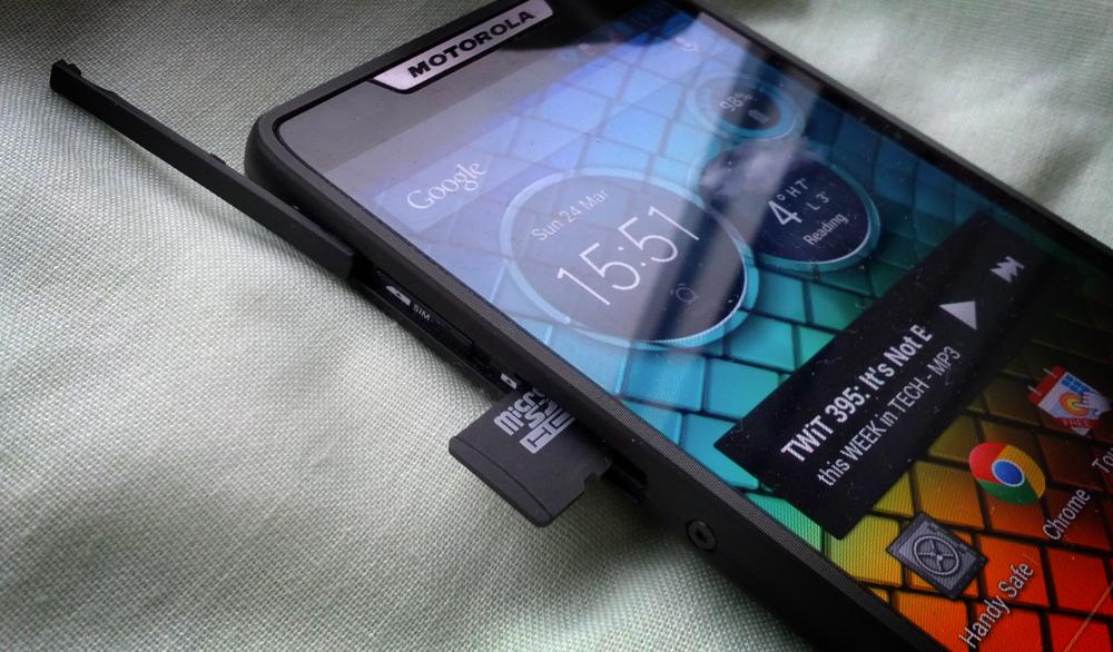 Топ-6 смартфонов с расширяемой памятью