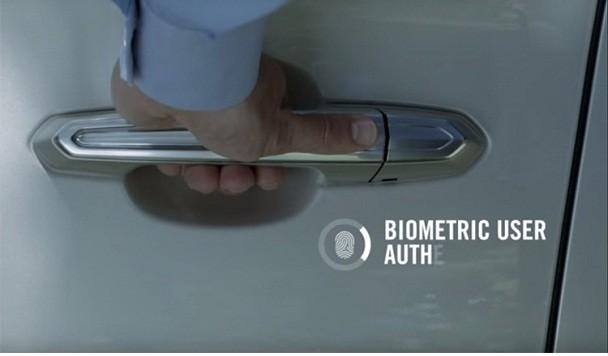 Новой сферой применения сканеров отпечатков пальцев станут смарт-автомобили
