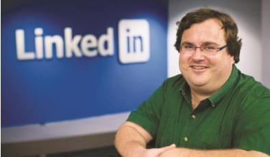 Рид Хоффман, основатель LinkedIn:  «На следующее столетие я смотрю с оптимизмом»