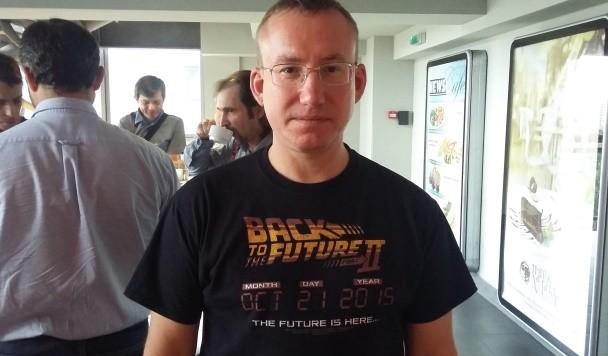 Конференция De Novo: будущее в сфере обработки данных уже наступило