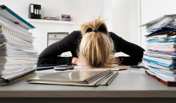 6 признаков того, что вы переработали и вам нужен отдых