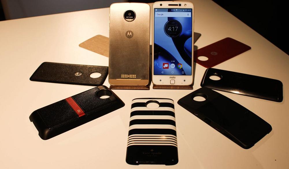 Как Motorola планирует изобрести смартфон заново