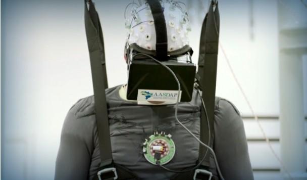 Виртуальная реальность возвращает парализованным людям возможность ходить