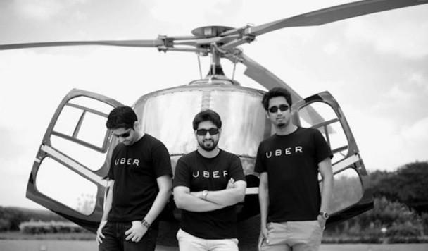 Самые странные сервисы Uber