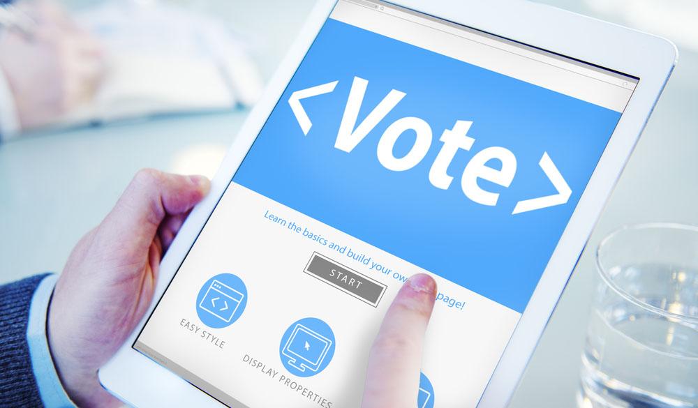 Подводные камни электронных выборов