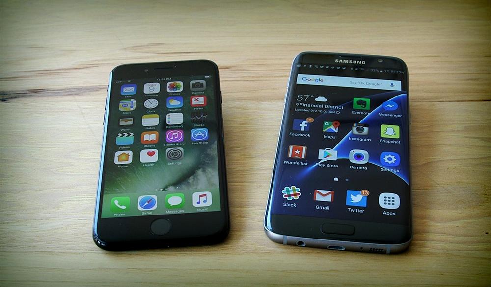 7 вещей, в которых iPhone 7 превосходит любой Samsung Galaxy