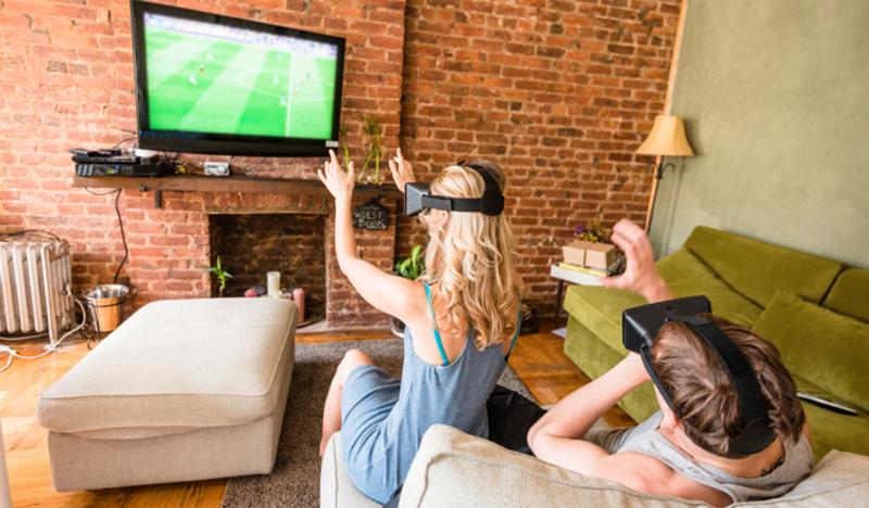 Как виртуальная реальность преображает спорт