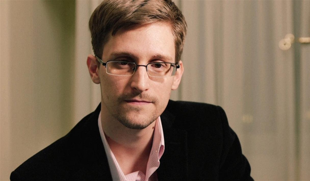 О чем говорит Сноуден