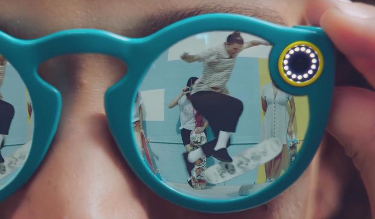 Как работают новые смарт-очки Snapchat Spectacles