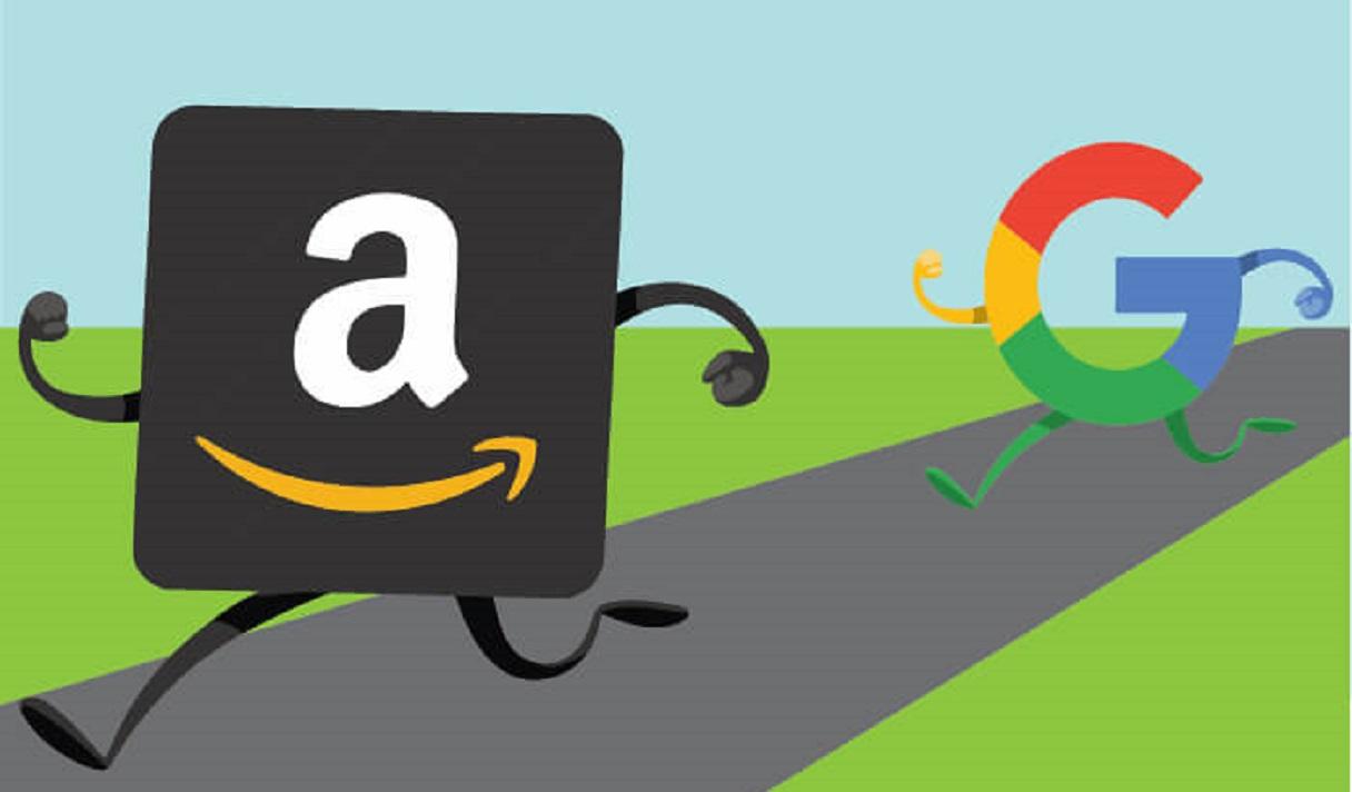 Как Amazon поглощает ключевой бизнес Google