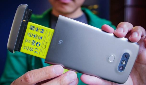 5 лучших смартфонов со съемной батареей