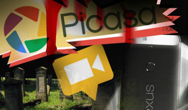 8 проектов, которые Google убил в 2016 году
