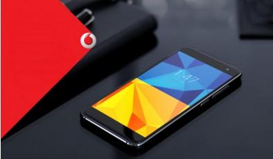 Vodafone начал продажу брендированных смартфонов