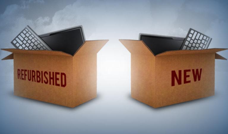 Refurbished: Безопасно ли покупать восстановленную технику