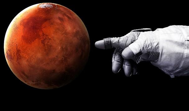 Уеду я от вас на Марс!