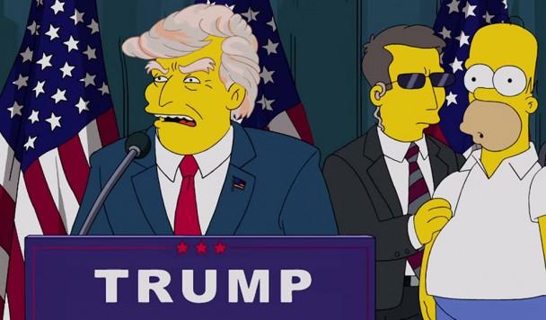 Это уже было в «Симпсонах». 11 случаев, когда мультсериал предсказал будущее