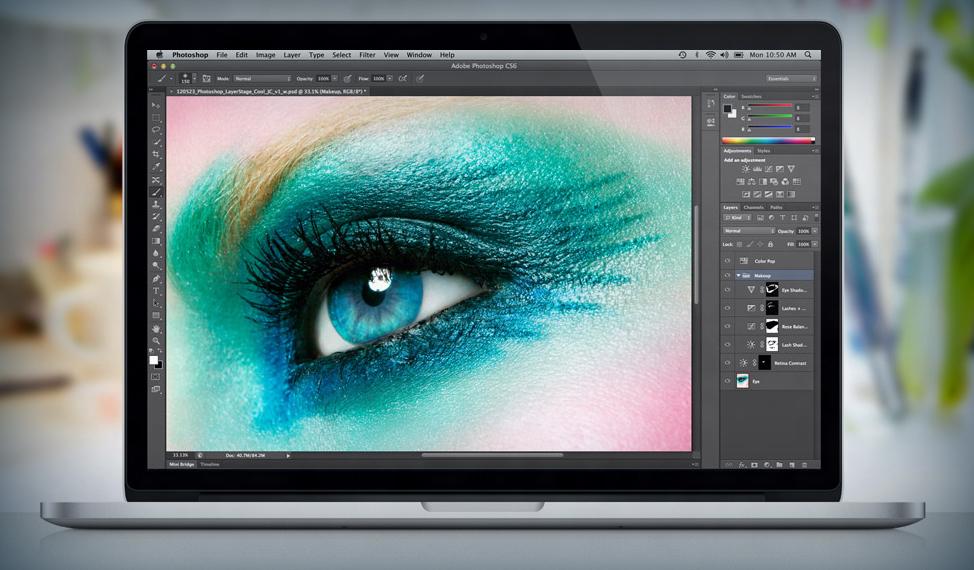 5 ноутбуков до $500 для работы с Photoshop