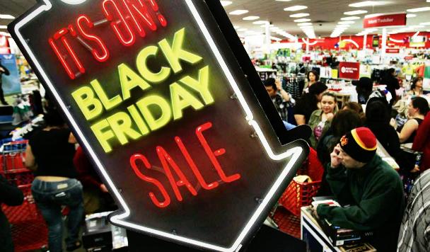 Черная пятница в интернете: где купить дешевле