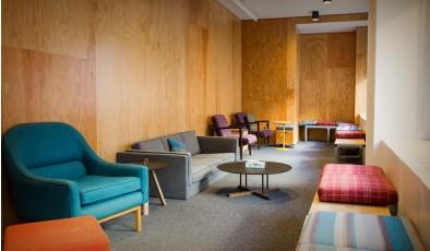 Жизнь внутри Facebook: Экскурсия по офису компании в Нью-Йорке