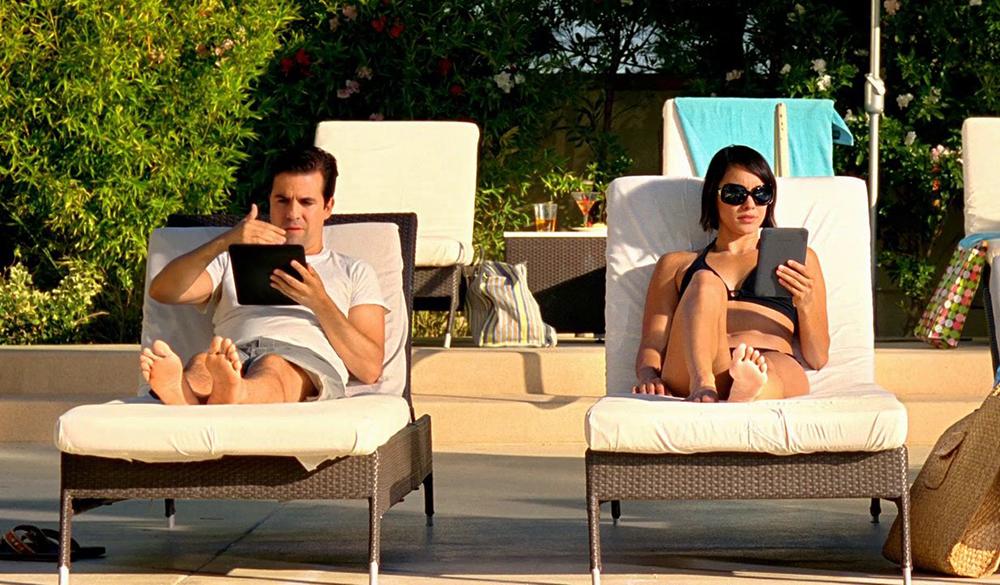 Почему планшет не способен заменить электронную книгу