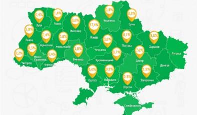 В Украине стало в три раза больше фрилансеров