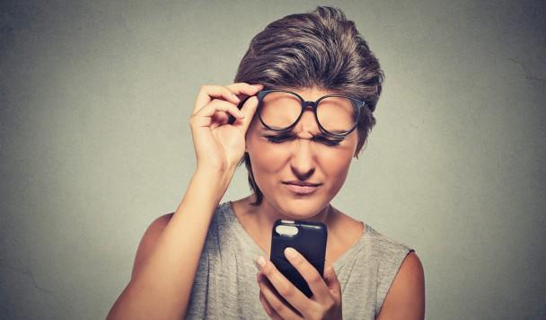 7 простых способов защитить глаза от смартфона