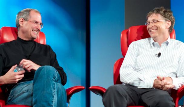 Самые важные различия между компьютерами от Apple и Microsoft