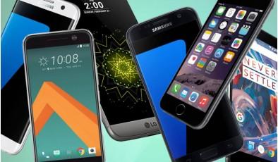 Топ-10 лучших смартфонов 2016 года
