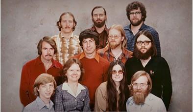 Немного ламповости: первые сотрудники Microsoft (и чем они занимаются сейчас)
