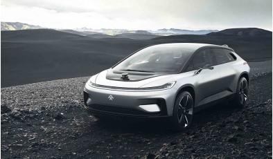 Самые потрясающие автомобильные новинки CES 2017