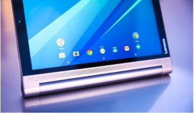 Lenovo Yoga Tablet 3 Plus — портативный кинотеатр с 10-дюймовым экраном