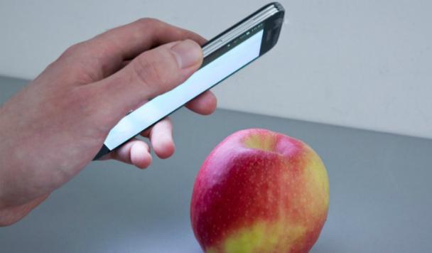 Немецкие разработчики придумали приложение, которое определяет состав любого предмета