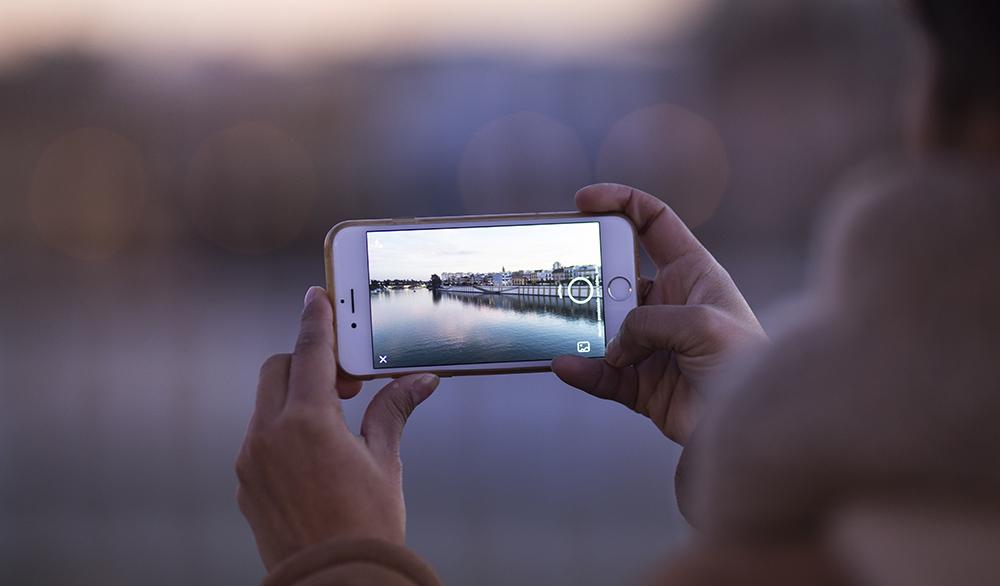 Как делать удачные снимки при помощи  смартфона
