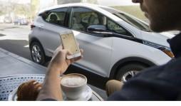 В следующем году General Motors и Lyft запустят самоуправляемые такси в тестовом режиме