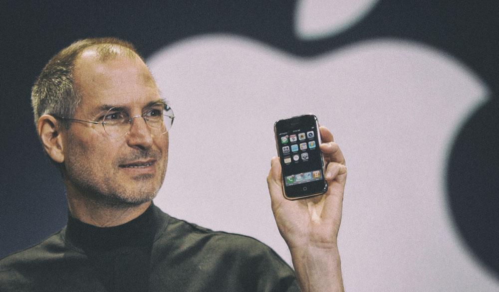 Взлеты и падения ранних дней Apple в 33 фотографиях