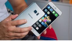 Смартфоны Samsung сравнялись с iPhone в рейтинге удовлетворенности пользователей