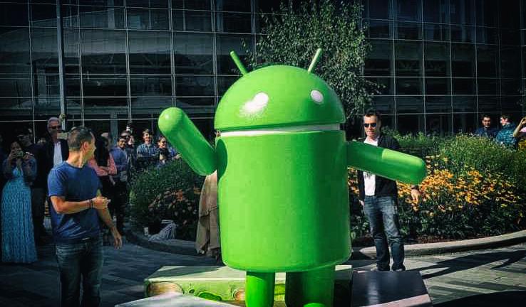 Android превзошел Windows по популярности