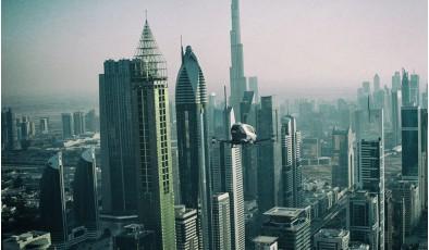 Летающие такси и ховербайки становятся реальностью