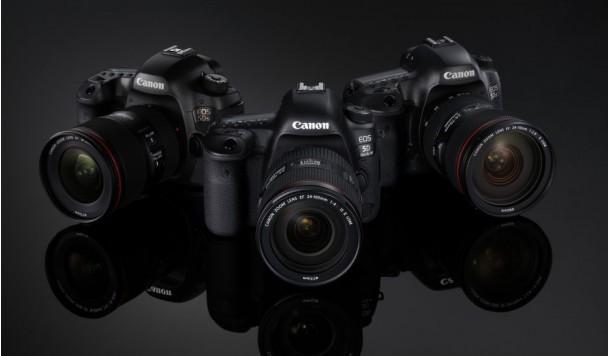Лучшие зеркальные фотоаппараты 2017