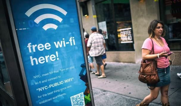 5 стран, куда стоит поехать ради быстрого бесплатного Wi-Fi