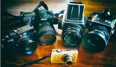 Как выбрать идеальный фотоаппарат для своих нужд