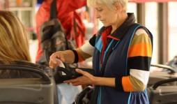 В Херсонском транспорте появились POS-терминалы для оплаты проезда банковскими картами