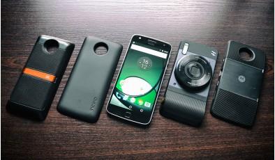 Обзор модульного смартфона Moto Z Play
