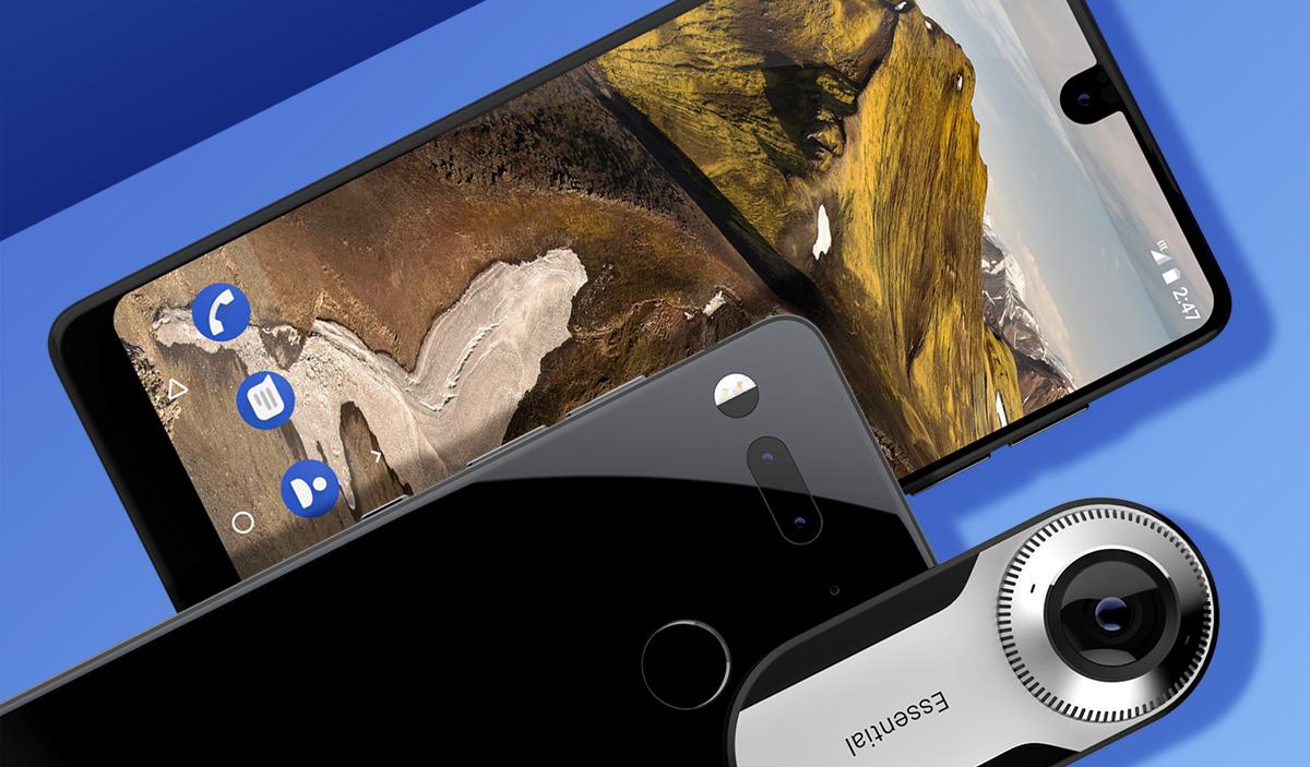 Essential Phone: первый смартфон от человека, который создал Android