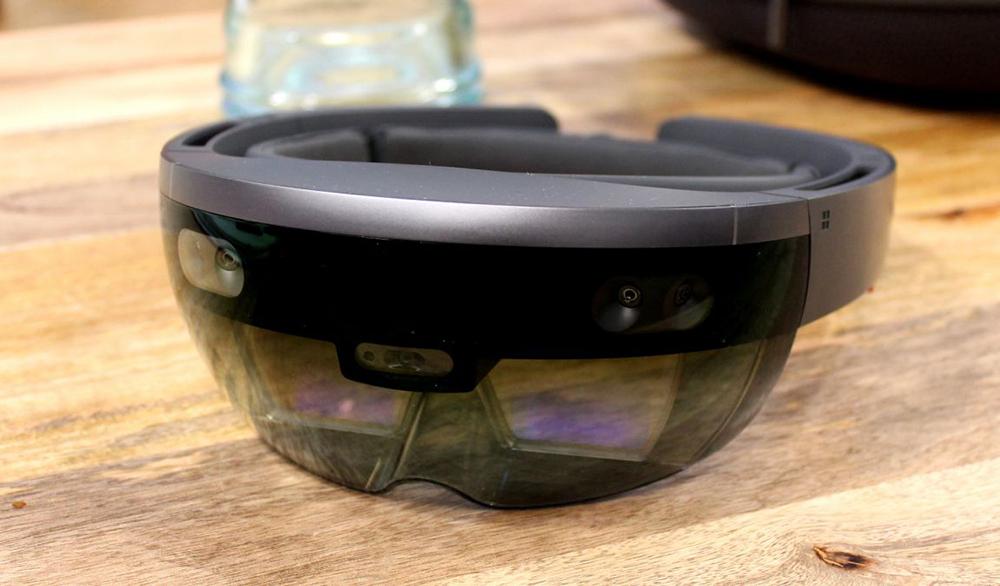 Как работают очки дополненной реальности Microsoft HoloLens