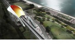 Первая система сверхскоростных поездов Hyperloop может появится в Корее