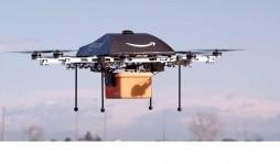 Amazon разрабатывает «городские ульи» для дронов-доставщиков