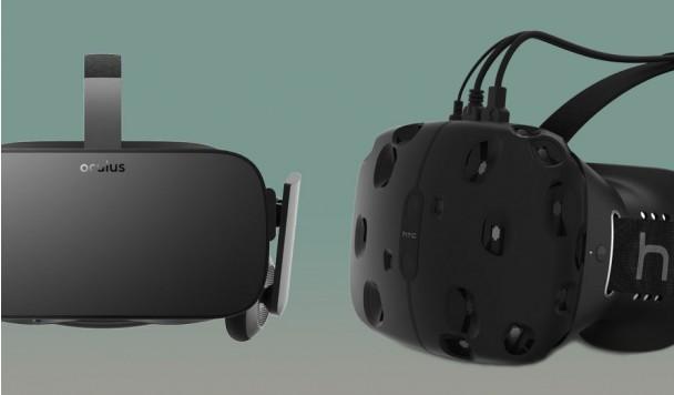 HTC Vive vs Oculus Rift: Какой шлем лучше?